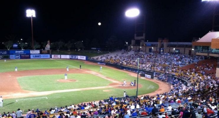 EDPA Las Vegas Chapter To Celebrate at 51s Game