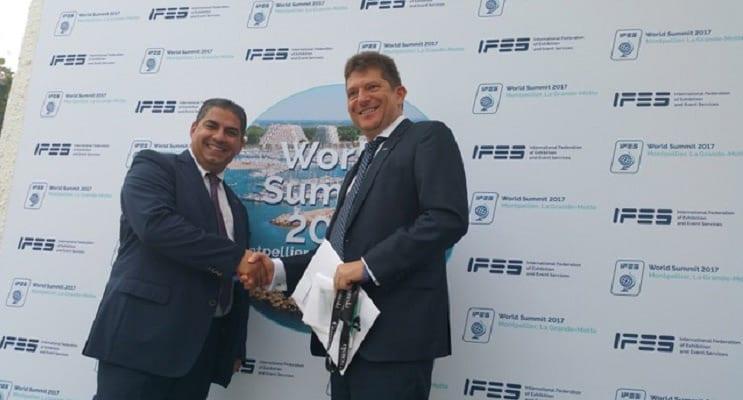 IFES Leadership Focuses on International Harmony