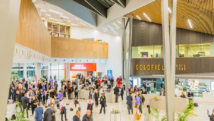 MCEC Opens 20,000 sq.m. Expansion