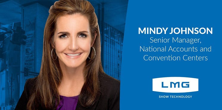LMG Welcomes Mindy Johnson