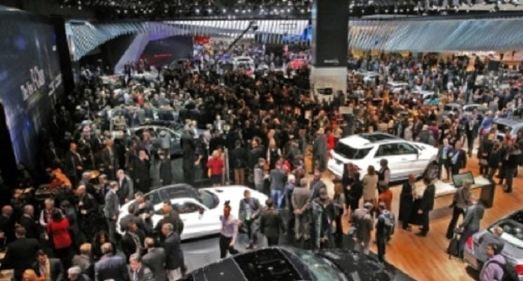 North American International Auto Show Moves to June in 2020