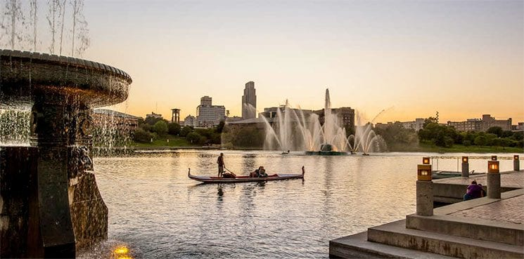 Omaha Plans $290 Million Transformation Plan for Riverfront Convention District