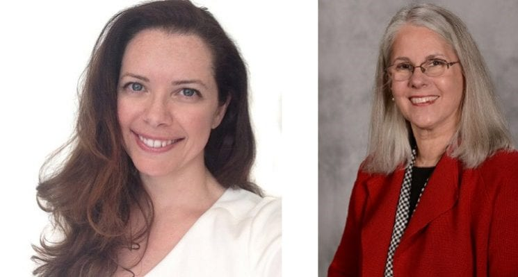 Centerplate Promotes Diana Evans and Kay Towner