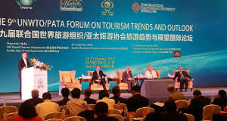 The First World Food Tourism Conference in China in Sept.