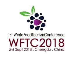First World Food Tourism Conference in China logo