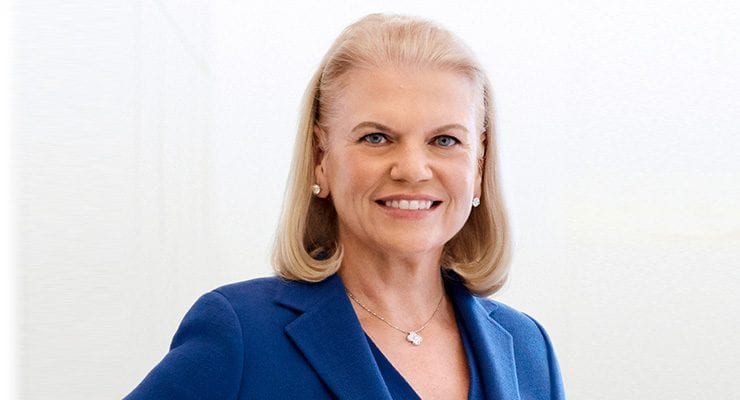 IBM CEO Ginni Rometty to Open CES 2019 with Keynote Address