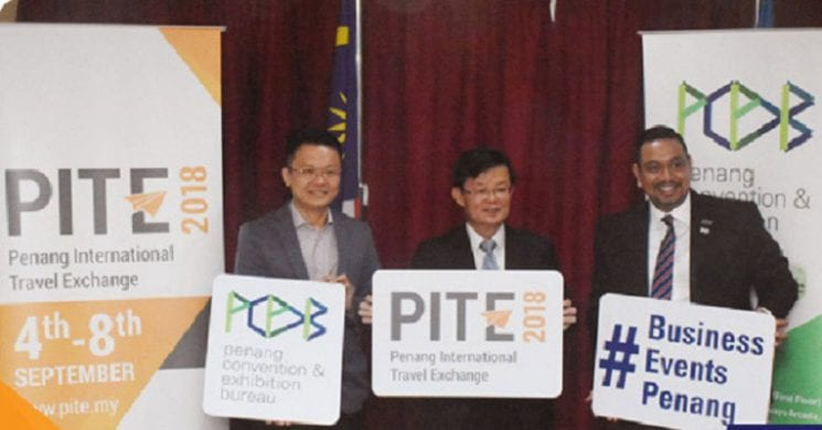 First Penang International Travel Exchange to be Held Sept. 4-8