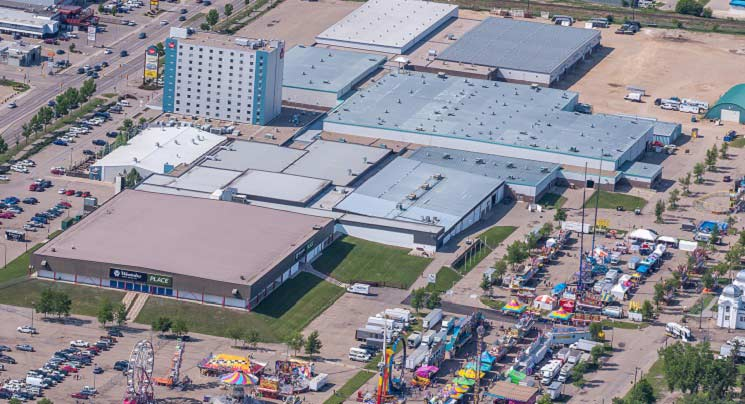 Manitoba's Keystone Centre Chooses Centerplate