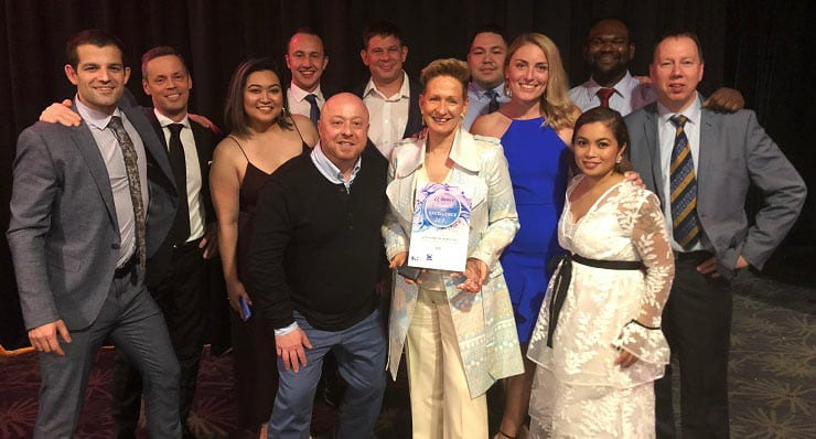 ICC Sydney Culinary Services Takes Home Top Industry Awards