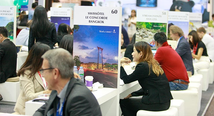 Incentive Travel & Conventions Meetings Asia In Bangkok Sept. 18-20