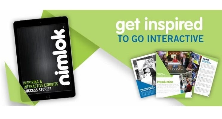 Nimlok Announces New E-Book on Interactive Exhibit Programs