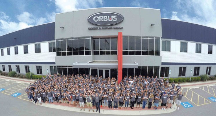 Orbus Celebrates 1 Millionth Order & Silver Level Supplier Award