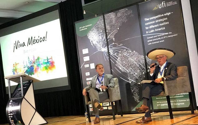 UFI Latin American Conference Successfully Launched in Mexico City