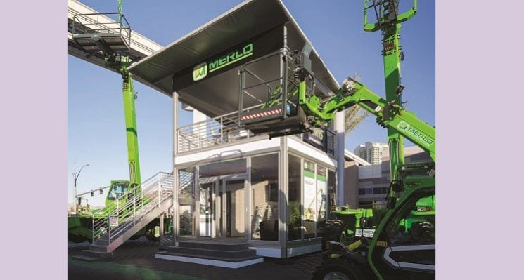 Highmark Outdoor Launches EventMAX at The World of Concrete