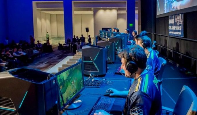 Albany Capital Center Announces New Esports Conference