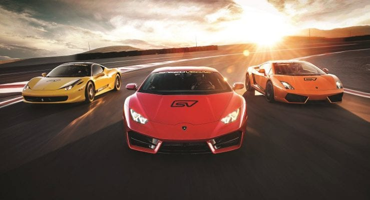 Events & Venues: SpeedVegas Offers Thrills South of the Strip