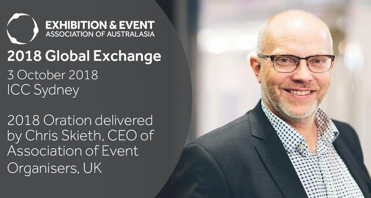 ICC Sydney and EEAA Partner for Global Exchange 2018