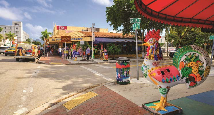 Miami is a Walk on the Vibrant Side of Cultural Diversity