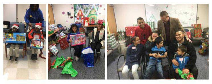 Help Exhibit 4 Smiles Deliver Smiles to 238 Children This Holiday Season