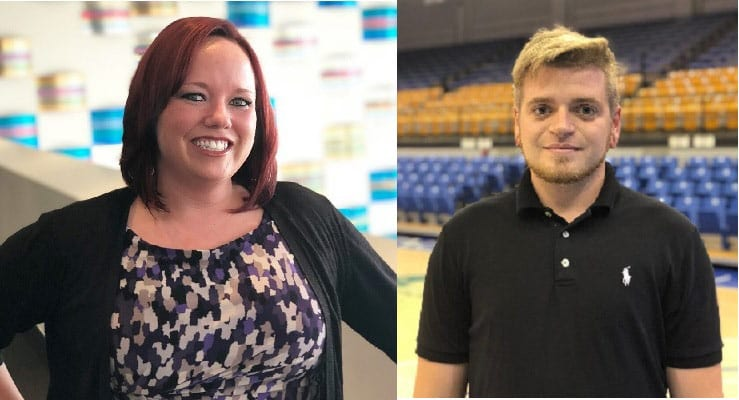 Spectra Promotes Two at Owensboro CC & Sportscenter