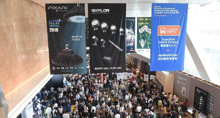 73,000+ Buyers Visit Twin Lighting Fairs and Eco Expo Asia