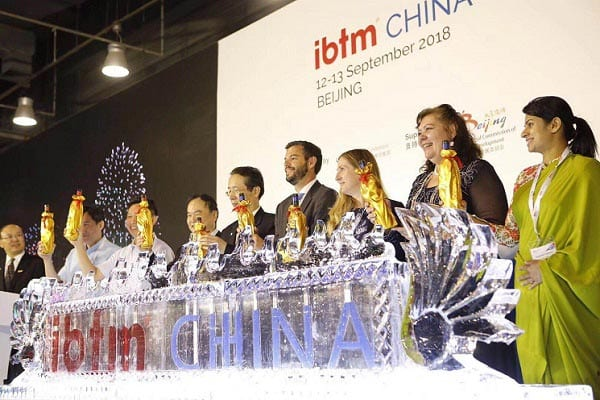 Business Booms at IBTM China 2018