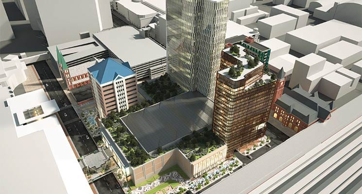 Indianapolis Expanding Convention Center, Adding 1,400+ Connected Hotel Rooms
