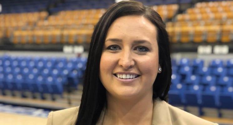 Jessica Beckmann Named Director of Owensboro Sportscenter