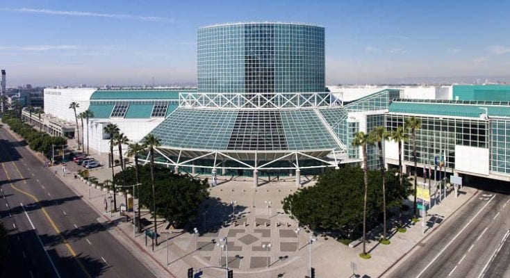 LACC is First U.S. Convention Center with a Permanent 5G Network