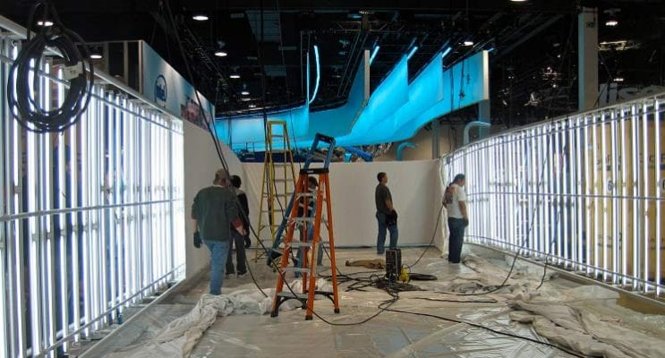 Las Vegas Power Professionals: Keeping Exhibitions Safe