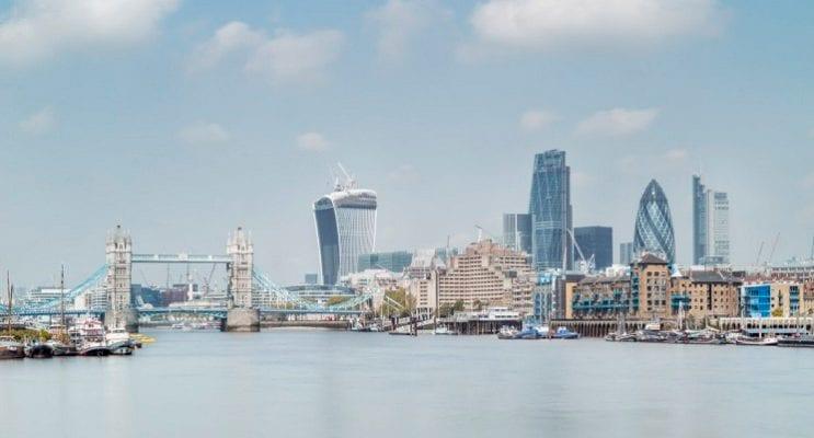 London Sees 20 Percent Increase in Bookings in 2018