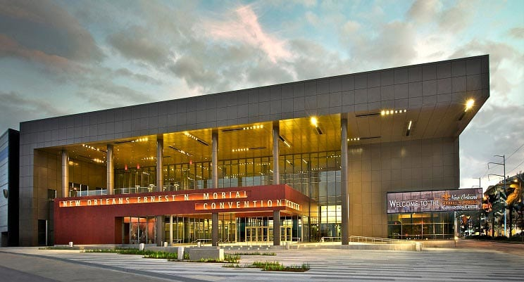 CC Spotlight: The New Orleans Morial Convention Center