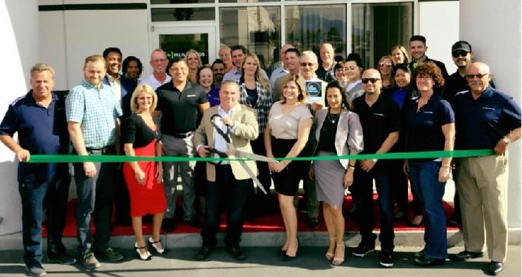 Plus Studios Celebrates 5 Years with Ribbon Cutting Event