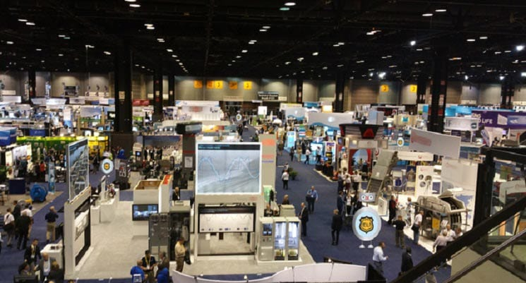 Tradeshow & Event Security Goes High-Tech