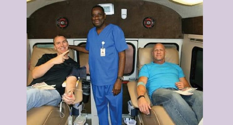 EDPA Las Vegas Chapter's 9th Annual Tim Provo Blood Drive on 10/10