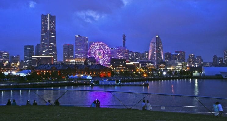 Yokohama, Japan to Host the IEEE NSS-MIC in 2021