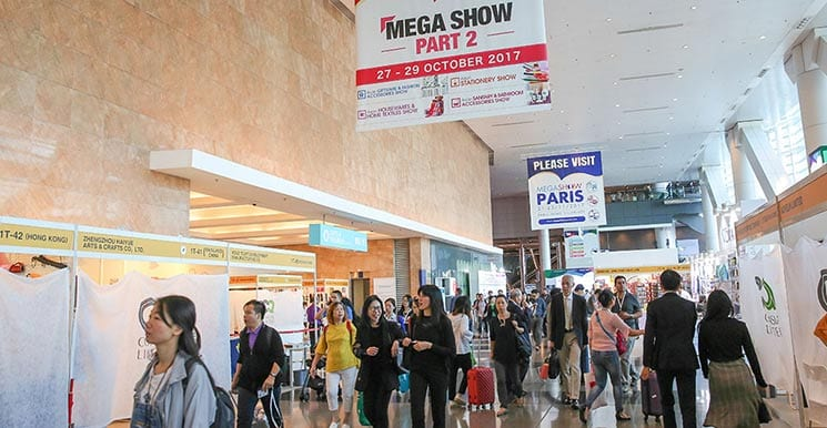 Mega 3-In-1 Int'l Sourcing Fair at Bombay Exhibition Center