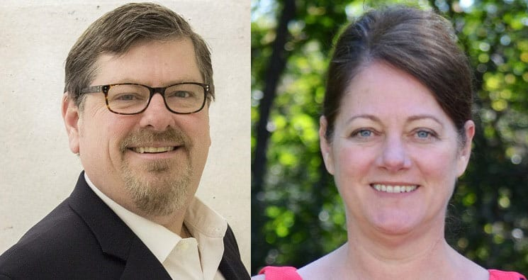 Ben Olson & Ann Marie Burke Join GES' Experiential Engagement Division