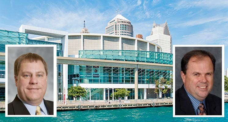 Centerplate Extends Contract with Detroit's Cobo Center