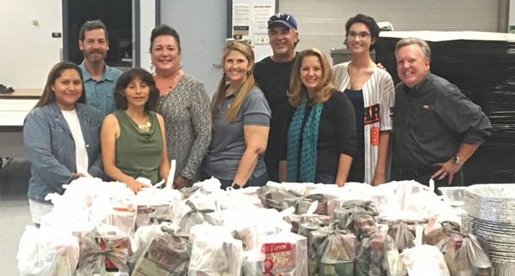 EDPA Las Vegas Chapter Helps Hungry Families
