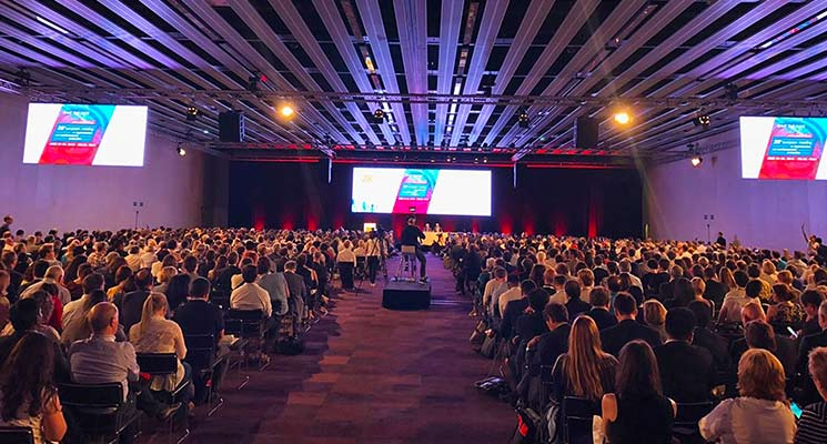 Live Streaming Lets 5,000 Additional Attendees View Event at ESH Congress