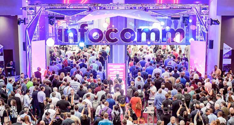 InfoComm 2018 Show Honored by IAEE's Art of the Show
