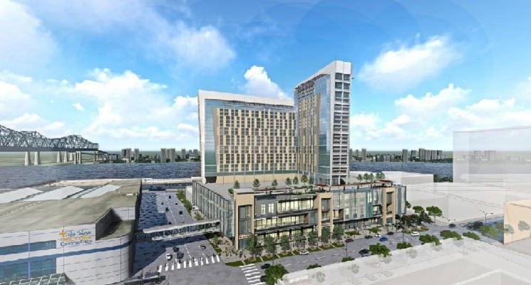 MCCNO's Headquarters Hotel Design Released