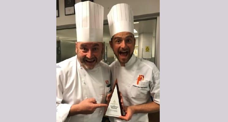 MCEC Wins Australian Food Awards Champion Trophy