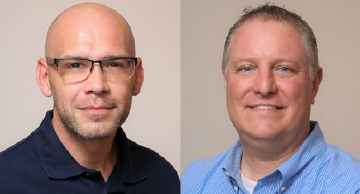 Tom Douyette & Steve Miller Join Exhibit Systems