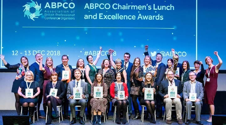 ICC Belfast, Diabetes UK, TFI Group & Brightelm Win at ABPCO Awards