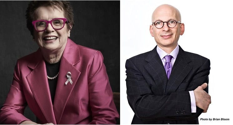 Billie Jean King & Seth Godin to Headline 2019 PCMA Convening Leaders