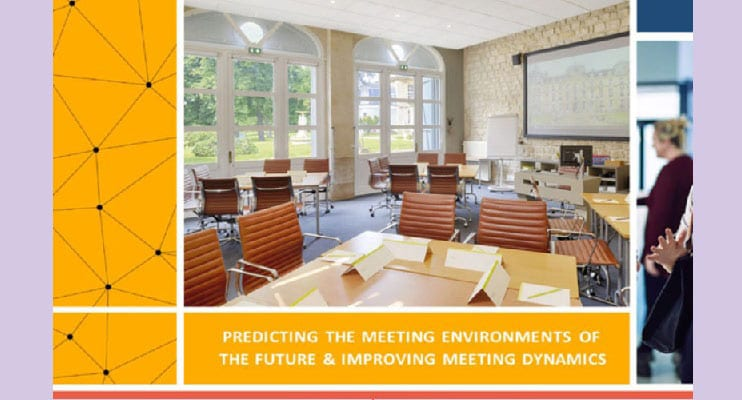 """Meeting Room of the Future"" Report Finds Experience Creation as Top Priority"