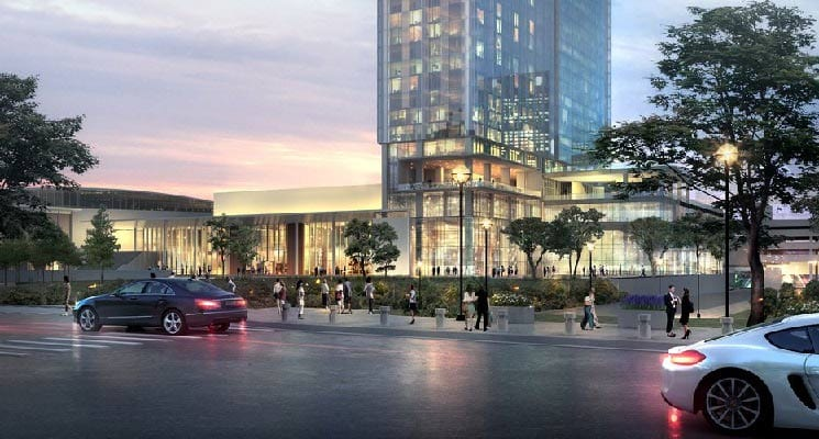 GWCC Authority Selects Hilton Hotels for Headquarters Hotel