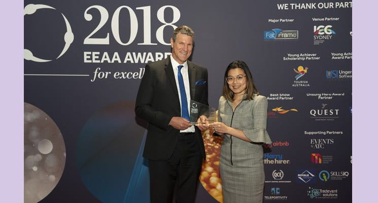 MCEC Awarded Best Corporate Citizenship
